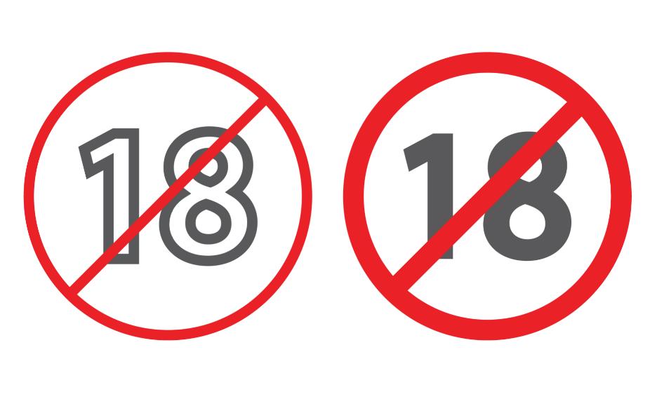 未成年の利用禁止