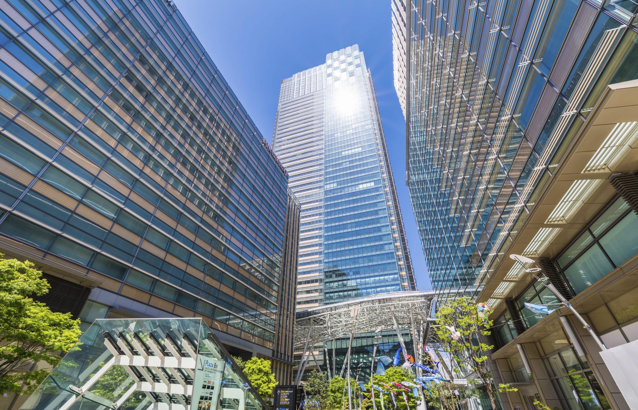 六本木 東京ミッドタウンのビルディング