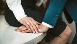 passionate affair in the office workplace